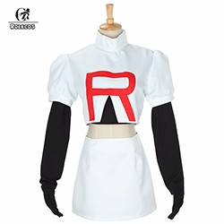 Pokemon-Go-Cosplay-ROLECOS-Anime-Pocket-Monster-Women-Cosplay-Costumes-Team-Rocket-Jesse-Costumes-Top-and