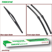 Front and Rear Wiper Blades For Renault Vel Satis 2002-2009 Windshield Windscreen front window wiper 28+26+16