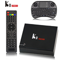 [Подлинная] КИИ Pro Tv Box DVB-T2 DVB T2 + S2 Amlogic S905 Quad-core 2 ГБ/16 ГБ Android 5.1 Tv Box Bluetooth 2.4 Г/5 Г Wi-Fi Set Top коробка