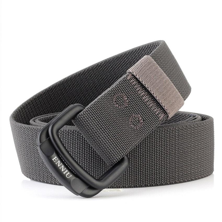 Pele Belt Men 2 Wide Natural Color 1 Piece Cowhide Raw Edges Thick Strap