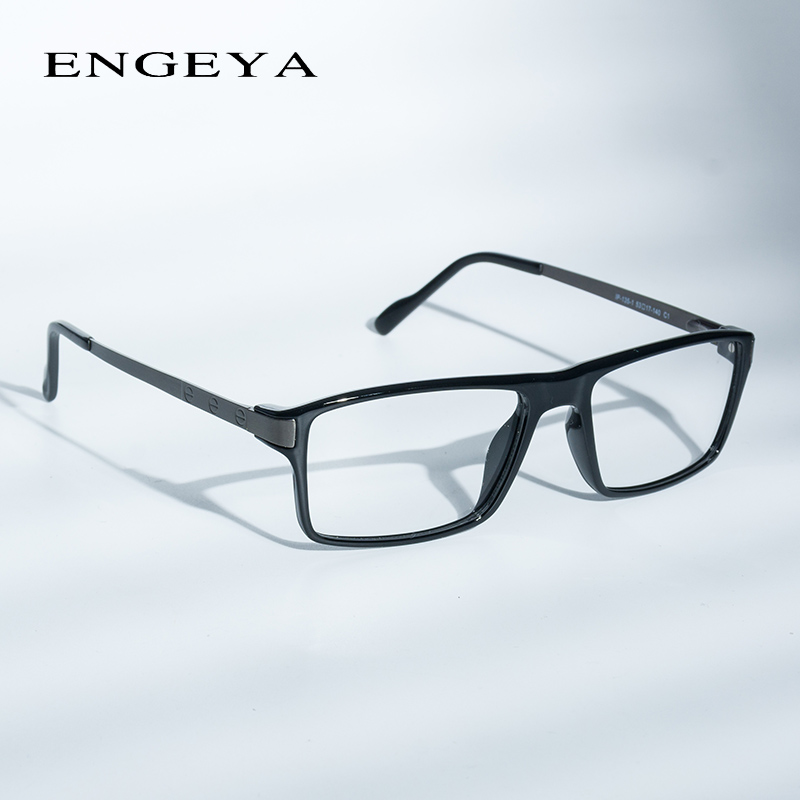 TR90 Klare Linse Mode Brille Rahmen Männer Rezept Brillen Optische ...