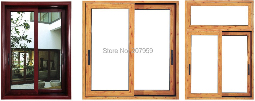 Sliding Wood Window Design The Image