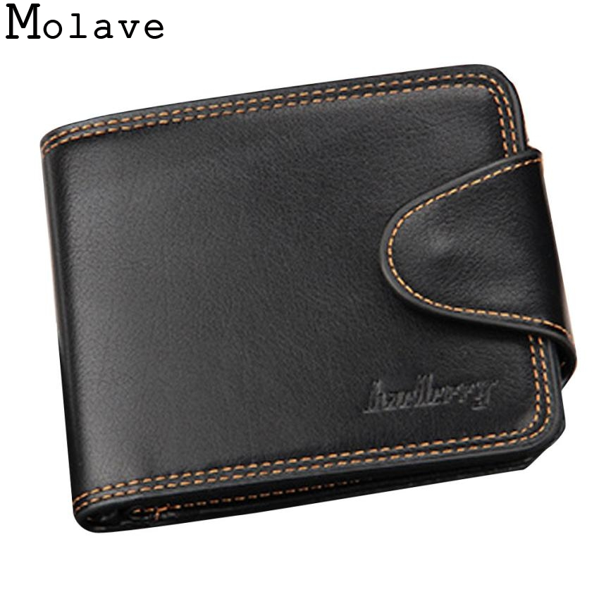 New Brand Fashion Mens ID Card Coin Holder Billfold Zip Purse Wallet Handbag Clutch PU Leather Small Mini Ultra-thin WalltJuly17