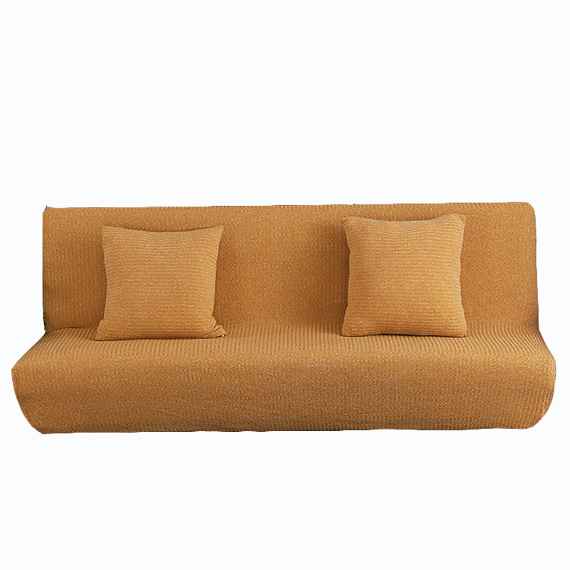 Uuiversal Stretch Sofa Bed Covers For Living Room Armless Couch Slipcovers Removable