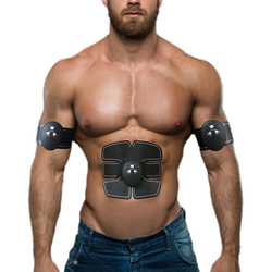 Inteligente máquina Abdominal Novo Esporte Elétrico Barriga Aptidão Toner muscular Abdominal Trainer Exercício