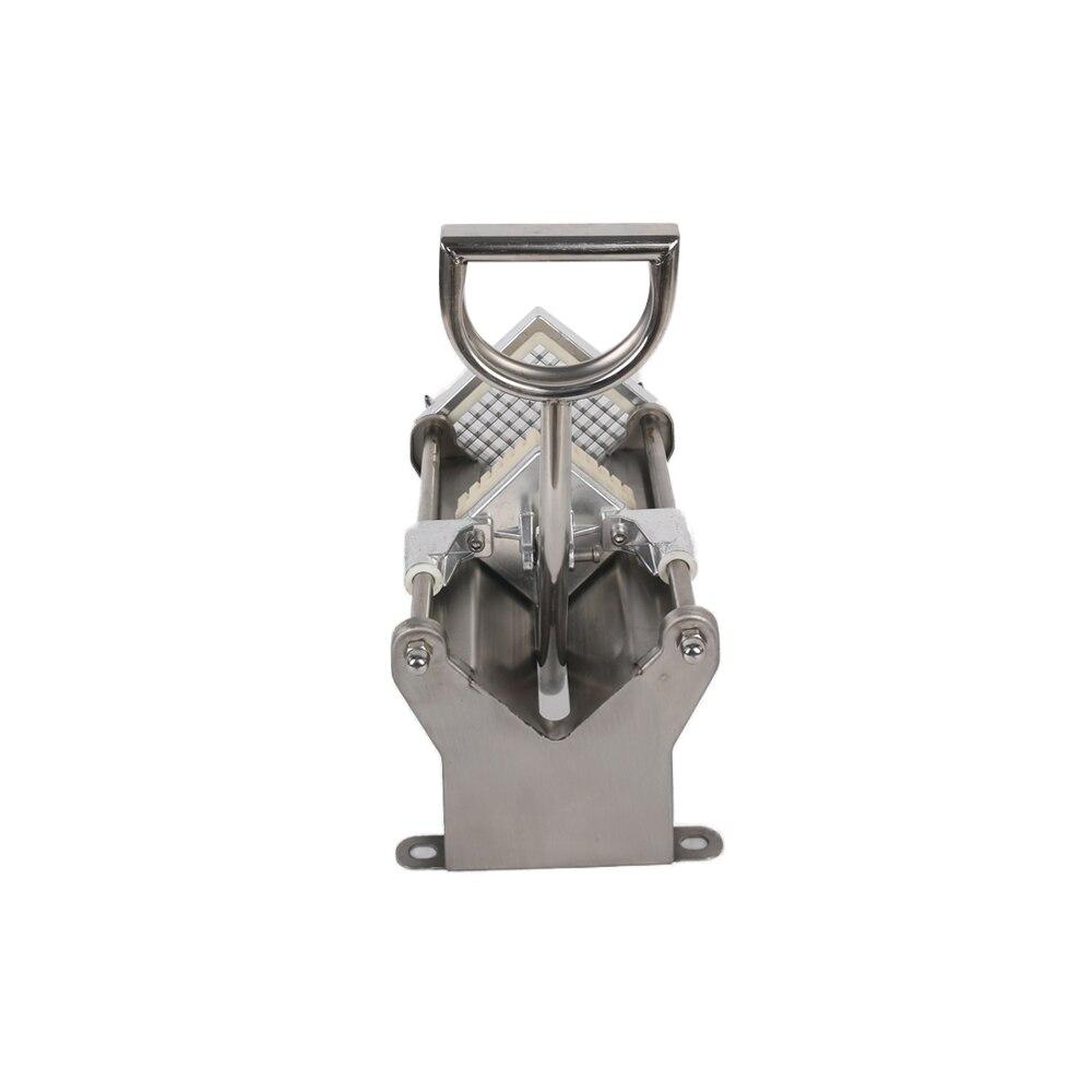 ITOP acier inoxydable frites coupe pommes de terre frites bande Machine à découper fabricant trancheuse hachoir Dicer Gadgets de cuisine - 5