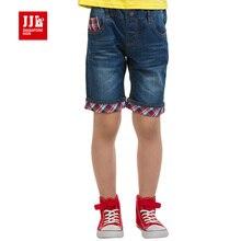 boys cropped pants kids pants knee length brand kids denim pants boys denim shorts summer kids jeans boys clothing 2015