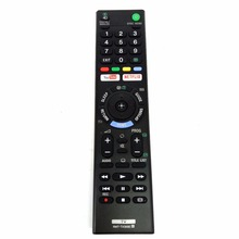 New FOR Sony RMT-TX300E RMTTX300E TV Remote Control For KDL-40WE663 KDL-40WE665 KDL-43WE754 KDL-43WE755 KDL-49WE660 KDL-49WE663