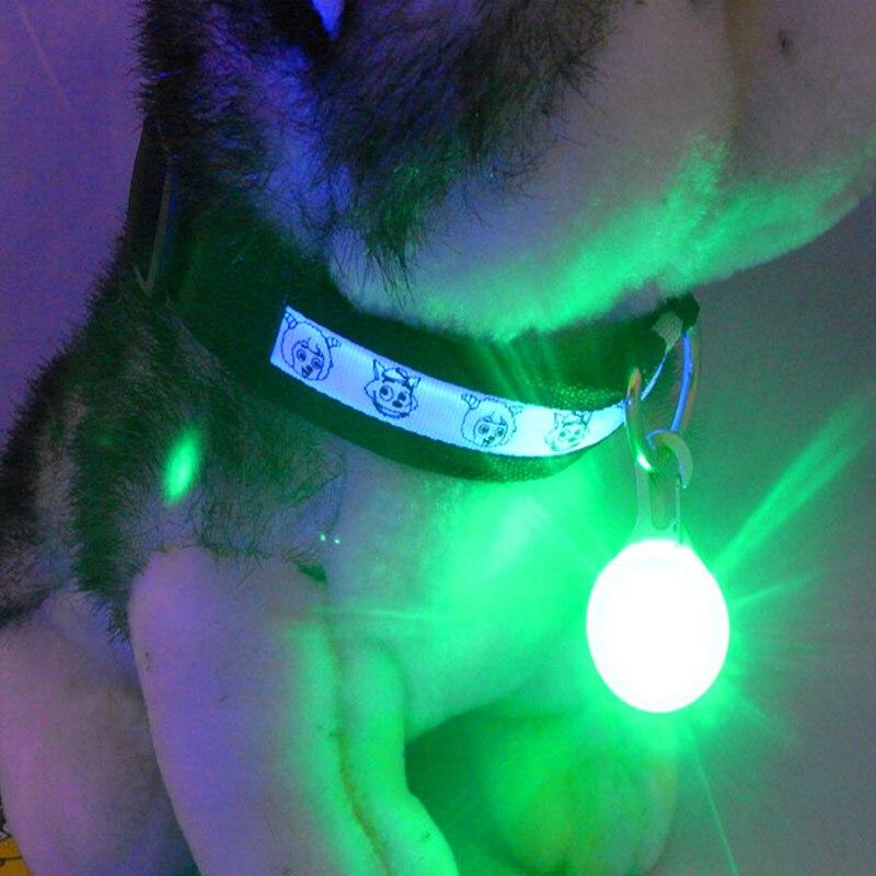 Μόδα Pet Dog Tag κρεμαστό κόσμημα LED - Προϊόντα κατοικίδιων ζώων