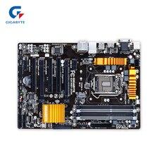 Gigabyte GA-H97-D3H оригинальный использоваться для настольных ПК H97-D3H H97 LGA 1150 i3 i5 i7 DDR3 32 г SATA3 USB3.0 ATX