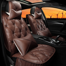 car pu seat cushion for Suzuki Auto Swift Liana 2/3 Jimny GRAND VITARA Mazda 2/3/6 cx-5/7 ATENZA Familia Premacy sports Axela cc все цены