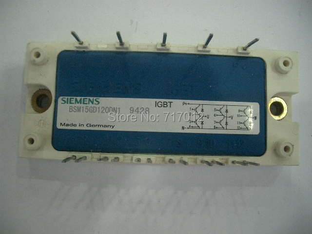 ФОТО Free Shipping BSM15GD120DN1 No New(Old components,Good quality)  IGBT Module:15A-1200V,Can directly buy or contact the seller
