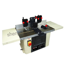 hot deal buy 1pc jmr-40 vertical milling machine wood slotting small trimming machine woodworking machinery engraving machine 220v 1500w