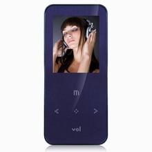 """Lo nuevo original onn q9 4 gb 1.8 """"TFT de Pantalla Reproductor de Música sin pérdidas Reproductor de MP3 Apoyo TF tarjeta Grabadora de Voz E-Book FM Radio"""