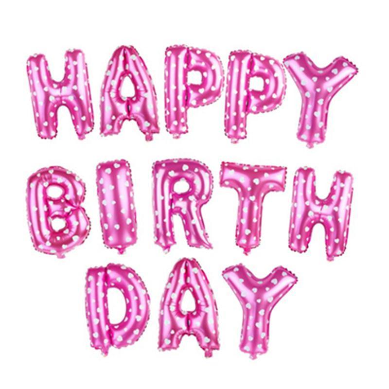 16 ინჩი დაბადების დღეზე Balloon - დღესასწაულები და წვეულება - ფოტო 4