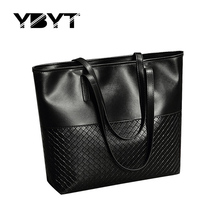 YBYT marque 2017 new casual totes diamant treillis sac à main hotsale de femmes shopping messenger épaule dames joker porte-documents sacs