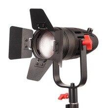 1 шт. CAME-TV Boltzen 30 Вт френель безвентиляторный Фокусируемый светодиодный дневной свет