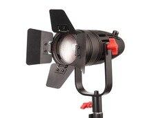 1 Pc CAME TV Boltzen 30w Fresnel Fanless Fokussierbare Led Tageslicht Led video licht