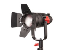 1 pc CAME TV boltzen 30w fresnel fanless focusable luz do dia led vídeo luz