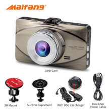 "3.0 ""Dashcam Full HD 1920×1080 P Coche Grabadora de Vídeo Registrator 30 Fps Auto Car Dash Cámara de Video de Visión Nocturna grabadora Dashcam"