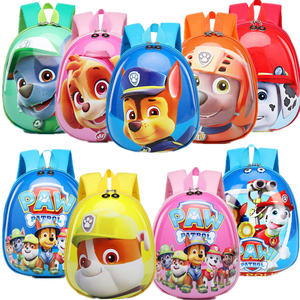 Image 1 - Paw Patrol dog Big Capacity Backpack Anti lost Easy to clean Rope Travel Essential Harmless Cartoon Children Action Figures Gift