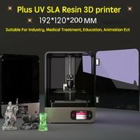 Kelant 8.9inch 2K laser 3D Printer Photon UV Resin SLA Light Cure 192*120*200MM PLUS DLP impresora 3d Printers Kit LCD Assembled