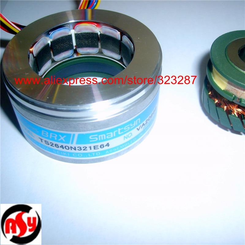 Rotary Encoder Resolver BRX  TS2640N321E64