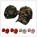 Yeezus bordado gorra de Yeezy Boost pato 100% algodón Chapeau Snapback Strapback Gorras de Golf