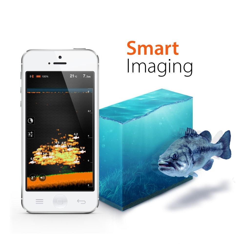 aliexpress : buy deeper smart fishfinder portable wireless, Fish Finder