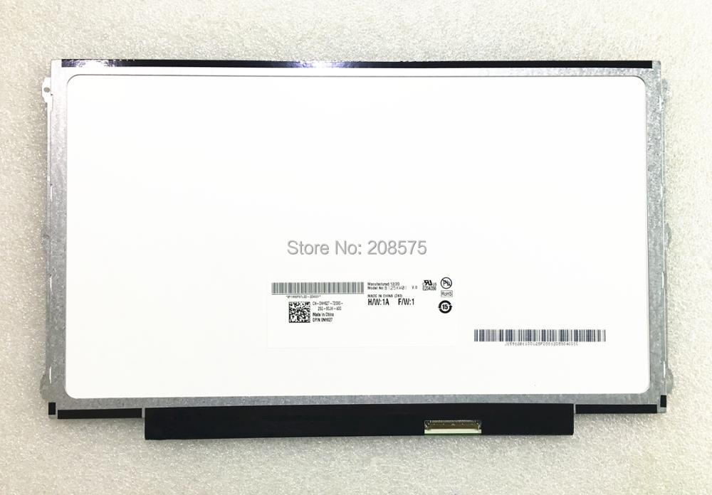 Free shipping B125XW01 V0 B125XW01 V.0 LTN125AT01 Laptop LCD Screen 1366*768 LVDS 40 pins free shipping originalnew 7 inch lcd screen cable number sl007dc185fpc v0