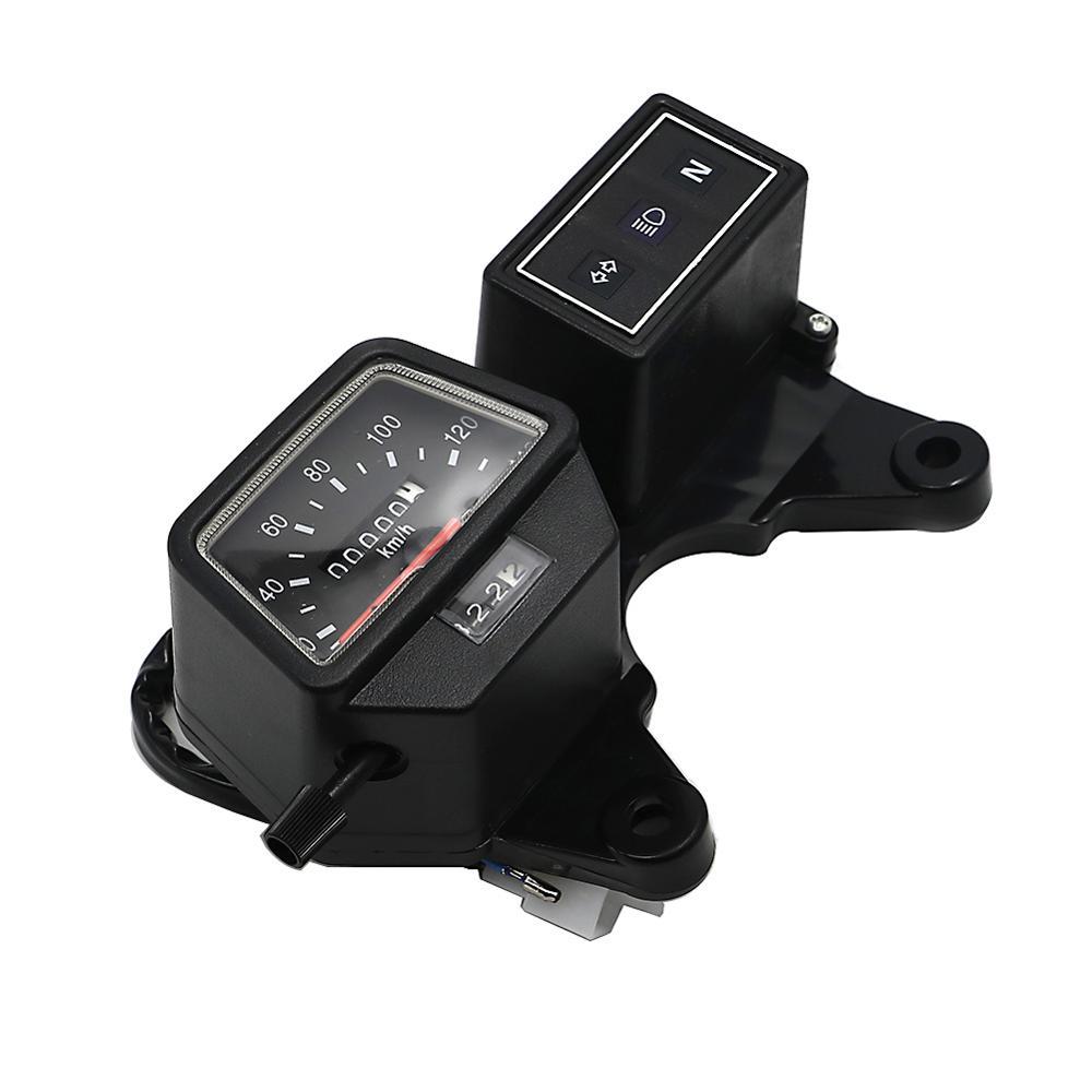 Indicateur de vitesse moto instruments jauges tachymètre compteur kilométrique pour Yamaha TW 200 2001-2015 TW 255 2002-2007