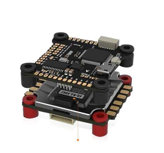 DALRC F405 F4 flytower with MPU6000 Gyro Supports 8K Refresh Rate Operation Built in OSD with