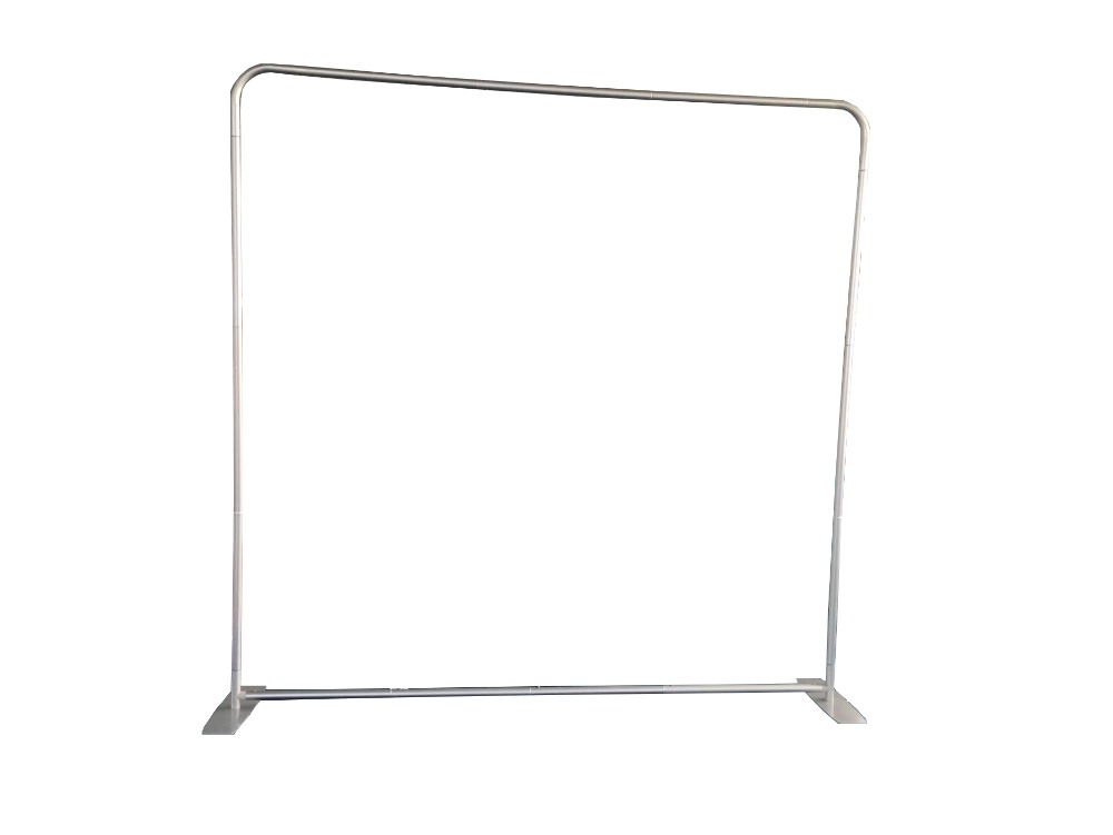 customized fordable aluminum stand for hanging backdrop