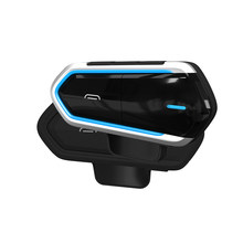 Sepeda Motor Helm Headset Nirkabel Bluetooth Headset Naik Handsfree FM Radio Stereo MP3 Earphone Pengoperasian Yang Mudah Tahan Air(China)
