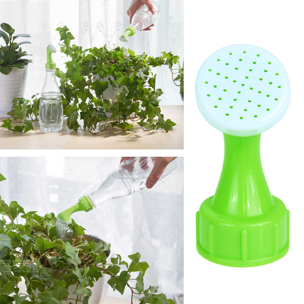Detail Feedback Questions About 2pcs Portable Garden Spray Waterer Sprinkler Plants Flowerpot Watering Nozzle Tool For Open Bottles Kits On