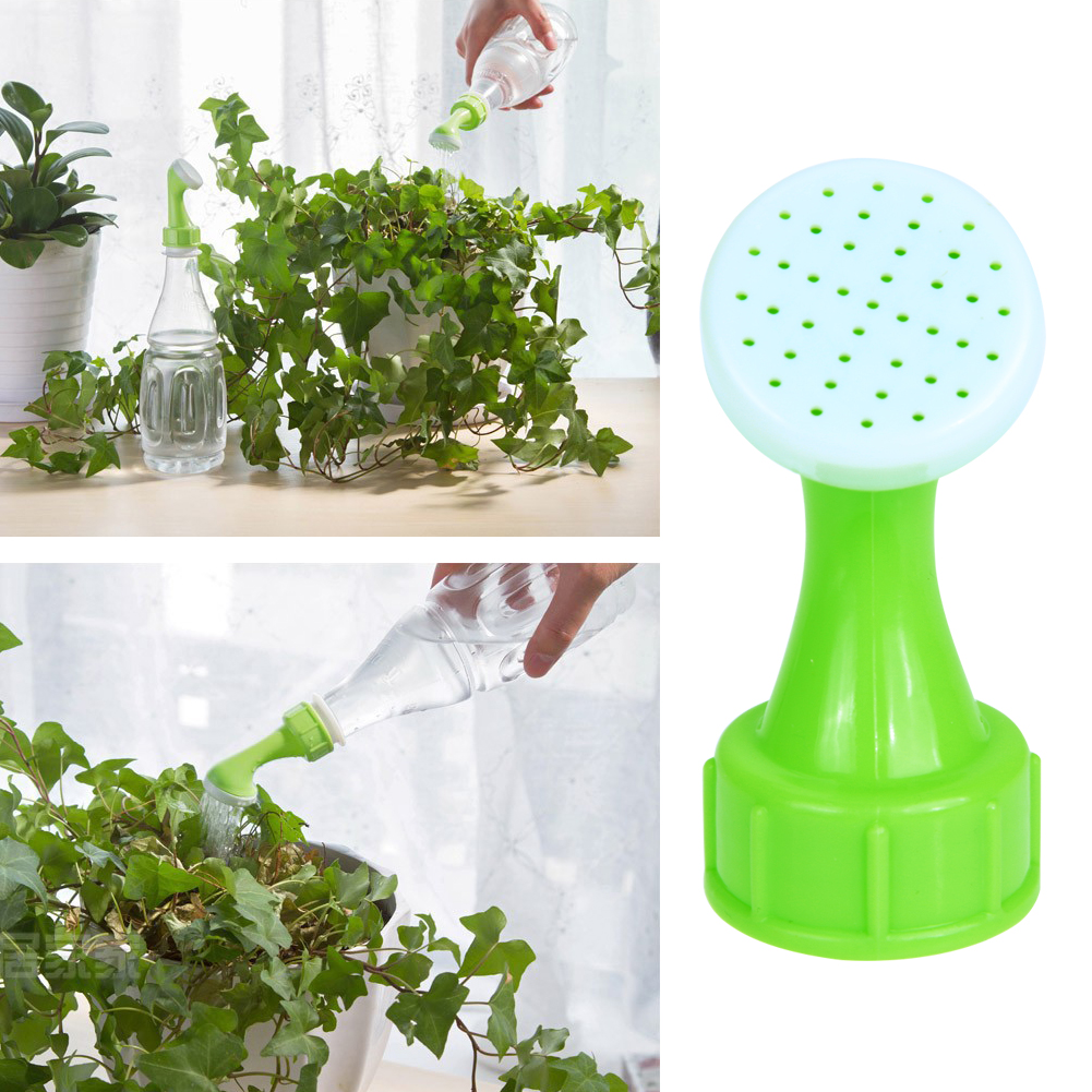 Wasser Kann Garten Bewässerung Sprinkler Kunststoff Düse für Blume Waterers Flasche Bewässerung Dosen Sprinkler|watering sprinkler|garden supplieswatering tools -