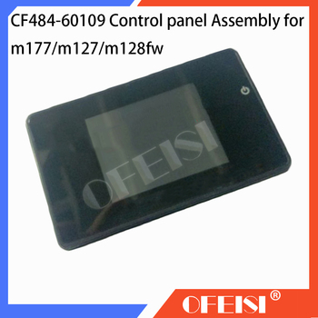 Original 90% new CF484-60109 Control panel Assembly for HP Laserjet 177fw/M127FW/M128FW printer Control panel Color touc