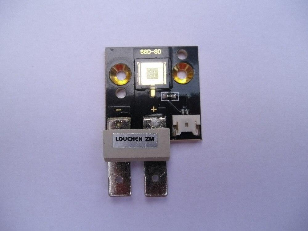 CST90 SSD90 60w led tête mobile source de lumière 6500k 3000 lumen - Éclairage commercial - Photo 4