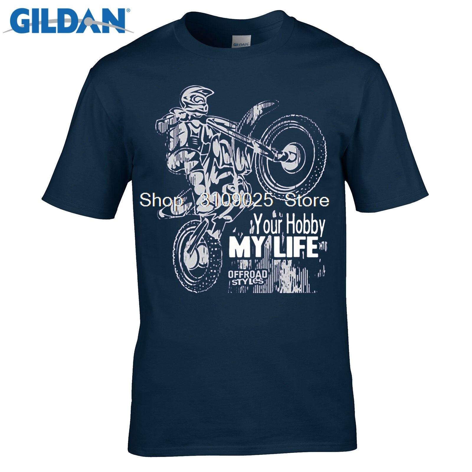 Gt86 design t shirts men s t shirt - Gildan Men Fashion Brand T Shirt Designed Locomotive Car Young Guy Top Screw Neck Motocross Your Hobby My Life Men Team T Shirts