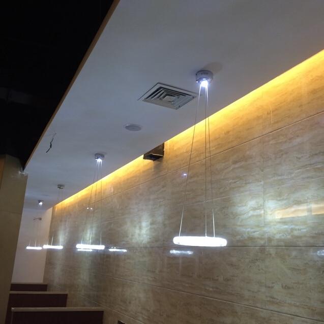 Heißer Verkauf modernes kreist Kristallleuchter-Licht-moderne - Innenbeleuchtung - Foto 2