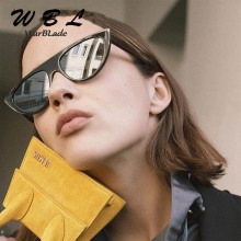 WarBlade High Quality Cat Eye Sunglasses Elegant Brand Lady