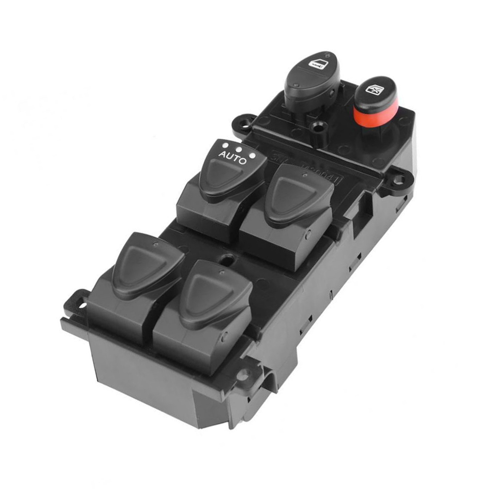Auto Auto ABS Vorne Links Fahrerseite Electric Power Fenster Master Switch Taste Für <font><b>Honda</b></font> <font><b>Civic</b></font> 2006-2010 35750-SNV-H51 image