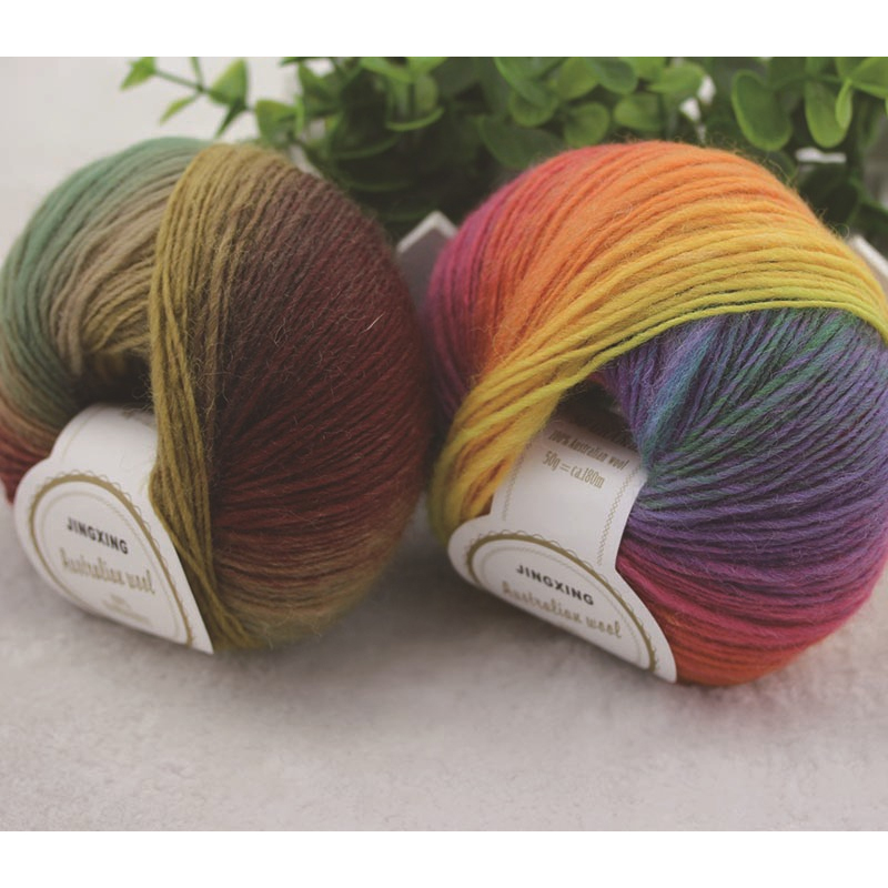 500g 10 Ball 100% Australia Wool Knitting Cashmere High Quality - Arts, Crafts and Sewing - Photo 6