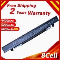 Golooloo 4400mAh 6cell Bateria Do Portátil para Asus A41-X550 8 A41-X550A A450 A550 F550 F552 K450 K550 P450 P550 R409 R510 X450 X550V
