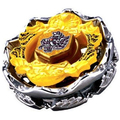 Sale 1pcs Death Metal spinning fusion double Fury Beyblade parts rapidity grip perseus / 4D Toys Launcher madeira bayblade mini