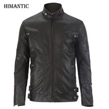 Lederjacke Männer chaqueta Jaqueta Couro Masculino Bomber Lederjacken Mantel Motorrad Jacken jaqueta de couro masculina