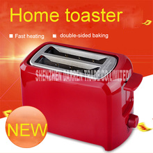 New Arrival Household toaster machine RE-209 home automatic 2 Slices Toaster Bread breakfast Machine Toaster Ovens 750W 220V Hot