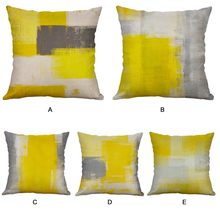 Simple Pillow Case For Home Decor Throw Pillowcase 40X40cm Cushion Covers Nordic Decoration Home Sofa Pillow Housse de Coussin(China)