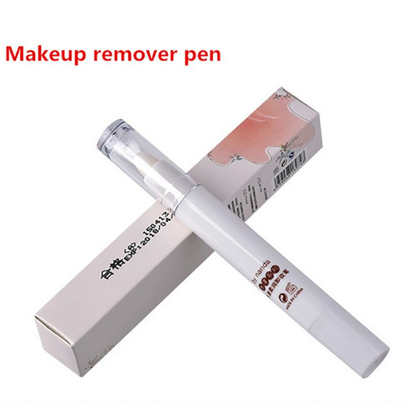 New Convenient Makeup Remover Pen Lip Eye Make up Correction Cosmetic Maquillage Pen Cream