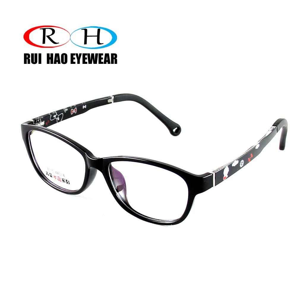 c41ee9dec6 ... Súper luz niños gafas marco chico chica la ambliopía hipermetropía  miopía óptica gafas ...